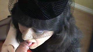 Yvette sucking3