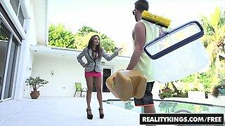 RealityKings - Big Tits Boss - Jamie Valentin