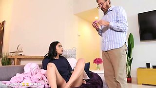 STEP DAD ANAL TIME WITH YOUNG LATNA Vanessa sky a FREAK. SISTERPROS