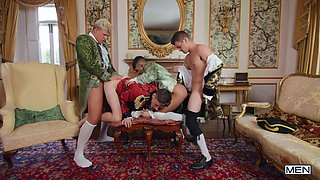 A Tale Of Two Cock Destroyers - 4 - Johnny Rapid, Jj Knight, Ty Mitchell, Joey Mills.mp4